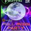 Club Insomnia - Full Moon Party