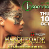 Barcardi presents Masquerade @ Insomnia Walking Street