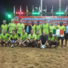 Pattaya International Beach Football 2013