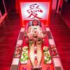 Free !!!!! Tokyo Kids Naked Sushi !!!!!!!
