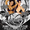 Black Butterfly Urban Pool Party
