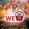 We love Friday & Saturday!!!!
