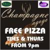 Free pizza Tuesday & Thursday