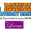 Paul Rosenberg's Birthday Bash.