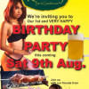 "Kilkenny Irish Bar 1st. Birthday Party ""Saturday 9th of August"""