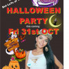 Club Malibu Halloween Party