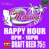 Happy Hour at Club Malibu