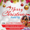 Christmas Party at Club Malibu Agogo