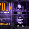 Full Moon Party with Pattaya's most wanted Djs