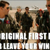 'Never leave your Wingman' or 'Fly Solo'