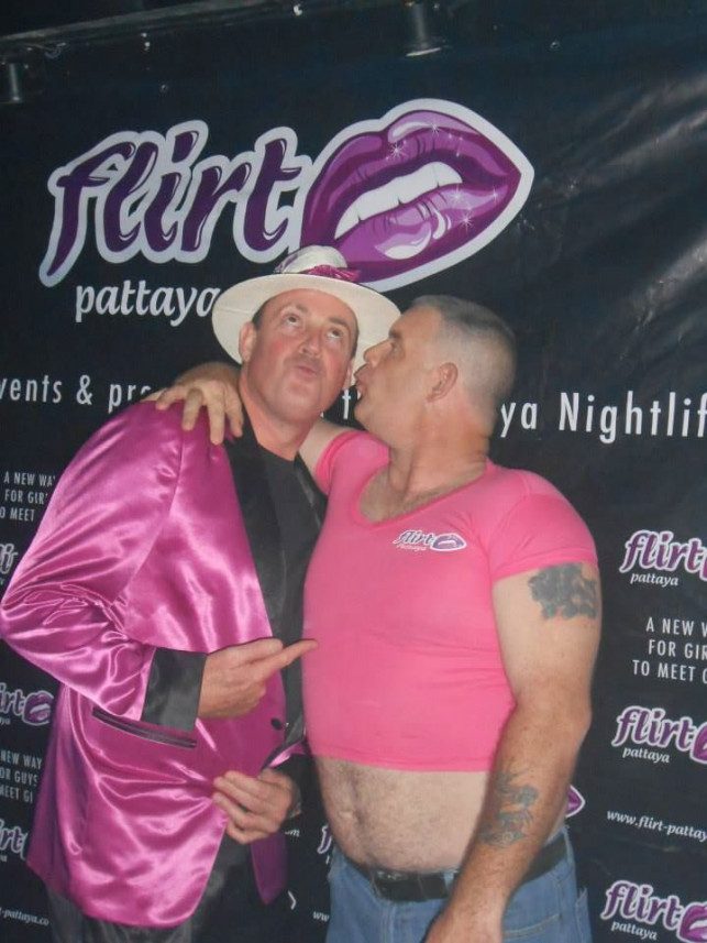 The Flirt Party @ The Pier