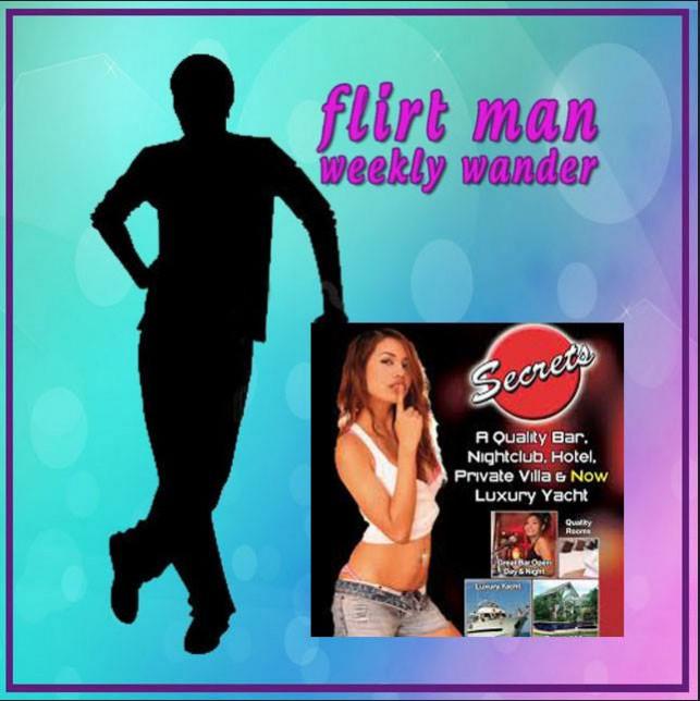 Flirtman's weekly Wander – Secrets Bar soi 14