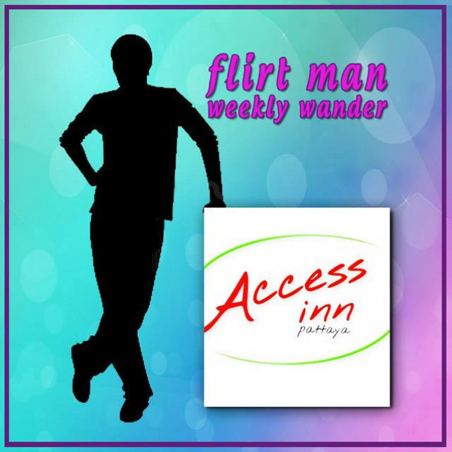 Flirtman's Weekly Wander Club – Access inn Pattaya