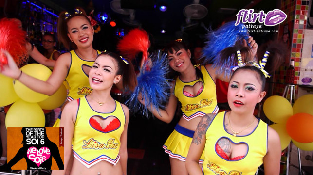We Love Soi 6 Street Party