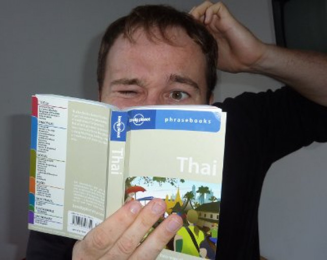Does your Thai girlfriend really want you to learn to speak Thai?
