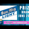 Flirt Pattaya – San Mig draw (end june 2014)