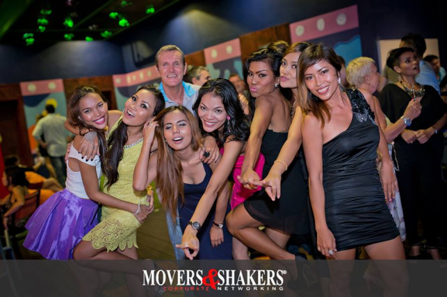 Movers & Shakers 27th June at Siam @ Siam Hotel pattaya