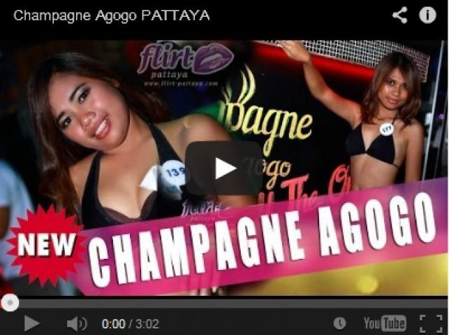 Champagne Agogo PATTAYA