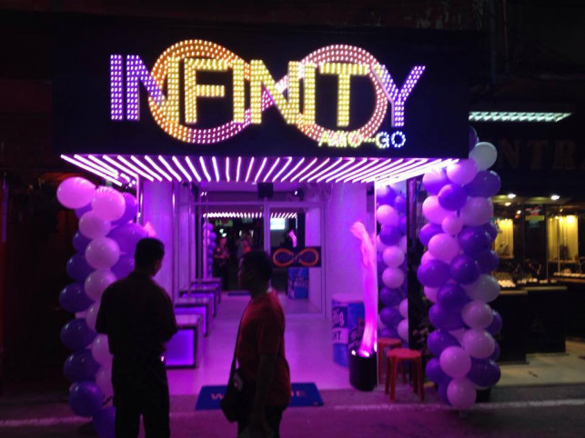 Infinity Agogo Walking st : Grand Opening Party