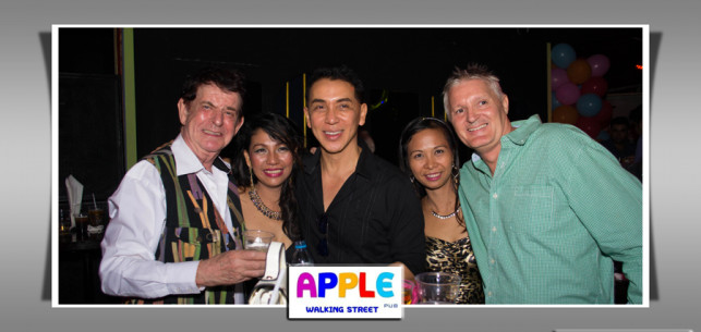 Tony's Pattaya Apple Complex