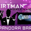 Flirt man weekly wandar : Pandora Bar