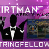 FlirtMan's Weekly Wander : Stringfellows agogo