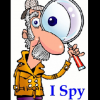 I-Spy with my little eye…..