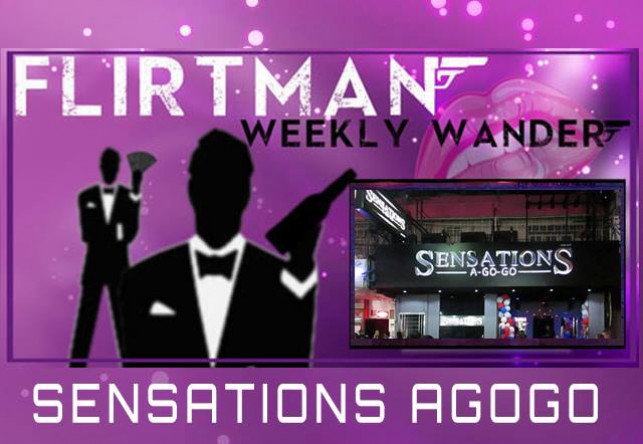 FlirtMan Weekly Wander : Sensations Walking St