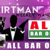 Flirtman's Weekly Wander: All Bar One