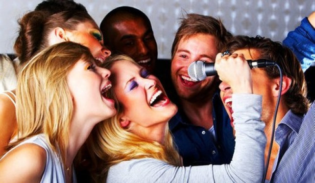 Impress the girls with these Karaoke Hits