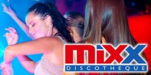 MIxx Disco Cover