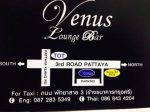 Map Venus
