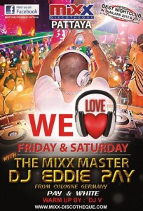 We love friday and saturday MIXX