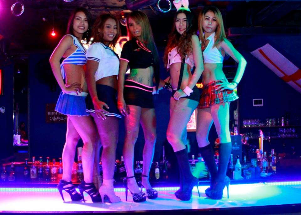 Shooters bar pattaya