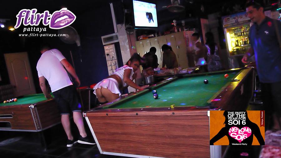 We Love Soi 6 Street Party | Flirt Pattaya