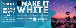make it white