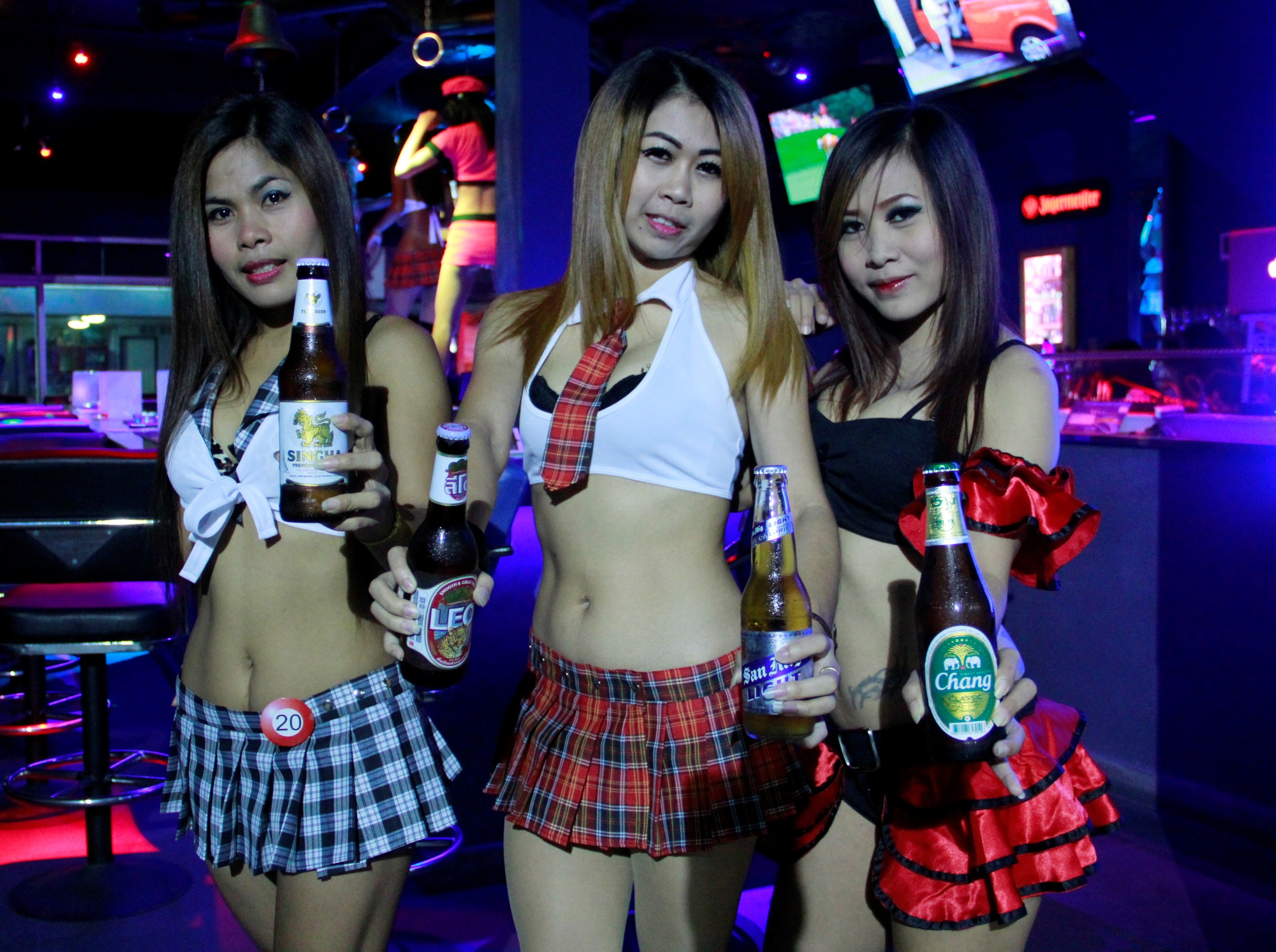 escort girl pattaya flirt fair
