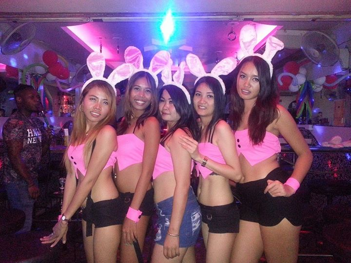 Pattaya Addicts 8th Year Anniversary Party at Night Wish bar Soi 6